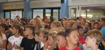 Prvi šolski dan – 3. september 2018